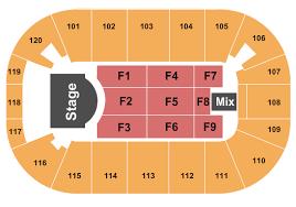 Agganis Arena Seating Chart Boston