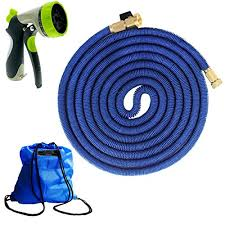 strongest 25 feet expanding garden hose with triple