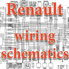 renault scenic wiring diagram renault wiring diagrams renault scenic 1