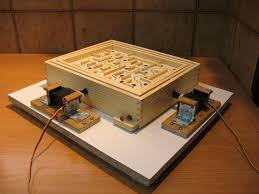 How To Make Wooden Games Servo Controlled Labyrinth 100 Steps with Pictures 95
