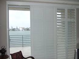 For Sliding Glass Doors Sliding French Doors Rockwood Shutters Blinds And Draperies