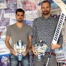 "Alan Pons - pons.ch on Twitter: ""Just got visit from @Niklas_Schlegel who  got his & @19URBAN81 new #bauerhockey #mask #airbrush #goaliemask  http://t.co/QD7mCwDFI0"""