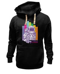 <b>Толстовка Wearcraft Premium</b> унисекс Пляшем! #56561 от Joy по ...