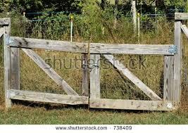 farm fence gate. Hand Made Farm Fence Gate