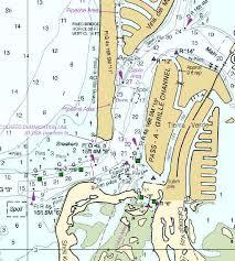 Tampa Bay Marine Chart Florida Deep Waterfront Homes For Sale Sailboat Depth