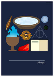 harry potter always minimalist ilration jeca martinez