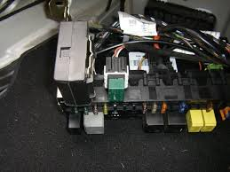 need to know about wiring into fuse box mercedes benz forum