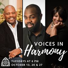 Voices in Harmony - St. John's Episcopal Church
