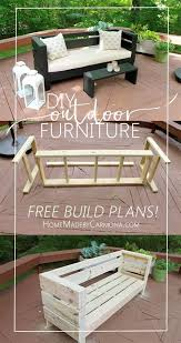 25 best ideas about diy outdoor furniture on