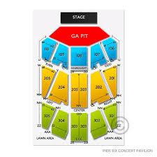 Mecu Pavilion Tickets