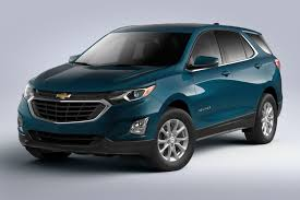 What Are The Color Options Available For The 2020 Chevy Equinox