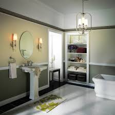 choose a bathroom sink and faucet finish to match your personality