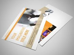 Music Event Postcard Template | Mycreativeshop