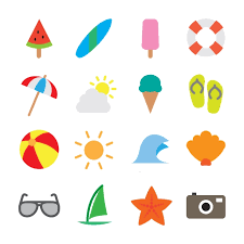 Summer Icons Summer Related Icon Elements Summer Icons Slippers Png