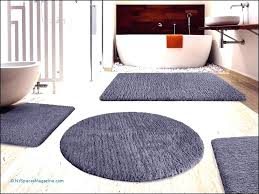 half circle bath mat rugs circular bathroom semi ideas round rug circ limited semi circular bath mats