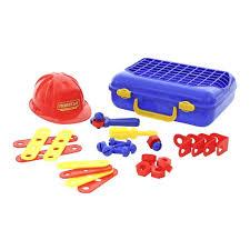 <b>Набор Palau Toys</b> Механик 2, 31 элемент (в чемодане) купить в ...