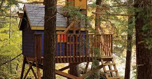 diy treehouse