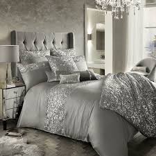 kylie minogue cadence silver full bedding set single