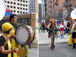 James Retherford Austin Street Band Festival Marching for the.