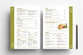 Menu Design Templates Free Menu Templates In Psd Ai Vector Brandpacks