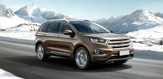 2018 ford edge configurations 3rd row seating incentives