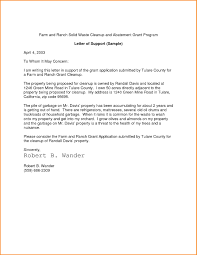 9 letter of support template mac resume template in letter of support sample