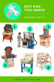 Kids Wooden Tool Bench Children Three Years And Older Will Delight Best Tool Bench For Toddlers