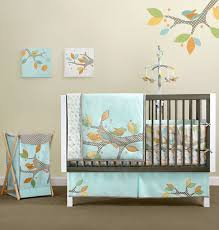 little tree baby bedding set