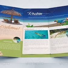 7 Great Travel Brochure Examples And Design Samples Travel Guides