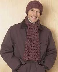 Mens Scarf Crochet Pattern Simple 48 Crochet Scarf Patterns Men Will Love FaveCrafts