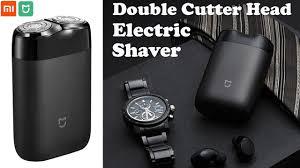 <b>Xiaomi Mijia S100</b> Double Float Cutter Head Electric Shaver | IPX7 ...