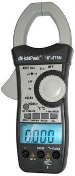 <b>Токовые клещи HP</b>-<b>870N</b> [True RMS, постоянный ток] Купить в ...