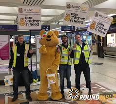 everyone had a brilliant day collecting for children in need bbc children in need said we are delighted to announce that our total so far is a