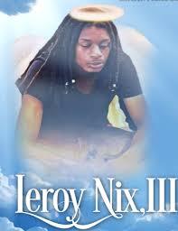 Obituary for Leroy Nix, III | Bostick Tompkins Funeral Home