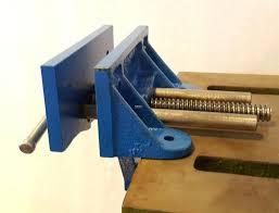 Stainless Steel Bench Vise Swivel BaseBench Vise 6