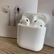 Tai Nghe Bluetooth Iphone Có Sạc Không Dây True Wireless Chuyên Gaming Giá  Rẻ cho Iphone và Android - Thế Hệ Thứ 2 tốt giá rẻ