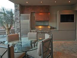 Outdoor Kitchen Cabinets Pictures Ideas Tips From Hgtv Hgtv
