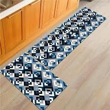 non skid kitchen mats slip area rugs anti