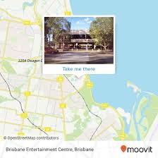 How To Get To Brisbane Entertainment Centre In Boondall By