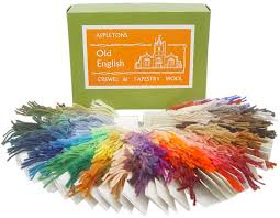 Appleton Color Cards 0 00 The Wooly Thread Wool Gives