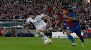 Ronaldinho vs Chelsea UCL Home 2006 - 2007 HD 720p - YouTube