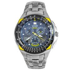 citizen eco drive skyhawk mens titanium watch jr3090 58l citizen skyhawk mens titanium eco drive watch jr3090 58l
