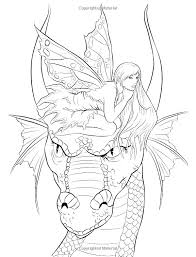 free printable fairy coloring pages for adults.  Fairy Free Printable Fairy Coloring Pages  And Dragon For  Throughout Free Printable Fairy Coloring Pages For Adults A