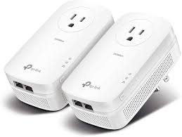 Tp Link 500mbps Powerline Adapter Lights Tp Link Av2000 Powerline Adapter Gigabit Port Ethernet Over Power Plug Play Power Saving Mu Mimo Noise Filtering Tl Pa9020p Kit
