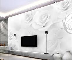 Woonkamers 3d Behang Custom Muurschildering Non Woven Europese Tv
