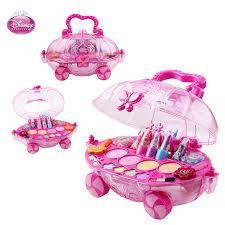 barbie makeup kit for kids. kids cosmetics disney 9 girls make up boxes 4-12 years 8 toys 6 barbie makeup kit for
