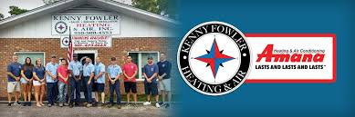 heating and air wilmington nc. Modren Air Kenny Fowler Heating U0026 Air Logo Throughout And Air Wilmington Nc T