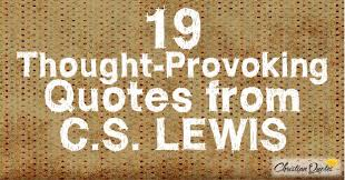 Cs Lewis Quote About Friendship Fascinating 48 ThoughtProvoking Quotes From CS Lewis ChristianQuotes