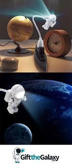 awesome astronaut light led night lights astronaut sensor spaceman wall plug lamp light control creative usb portable desk toy flexible spaceman light up