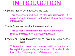 exam essay structure ppt video online  3 introduction